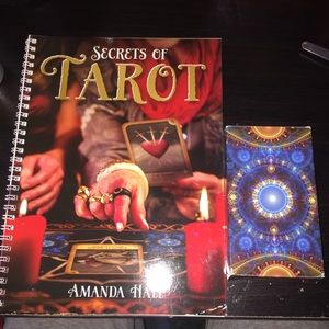 Other - tarot deck and book 🔮
